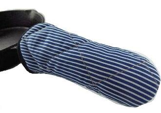 【露營趣】中和 Magic CAMPLAND RV-IRON005 美國荷蘭鍋/平底鍋/鑄鐵鍋 專用鍋柄隔熱把手套 鍋柄套 隔熱套