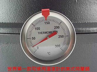 【露營趣】中和 MAGIC RV-IRON 010 荷蘭鍋 鑄鐵鍋 油炸鍋 鍋溫計 油溫計 溫度計