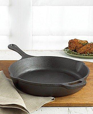 【露營趣】MAGIC RV-IRON 1200 12吋平底鍋 鑄鐵鍋 煎鍋 煎盤 烤盤 荷蘭鍋