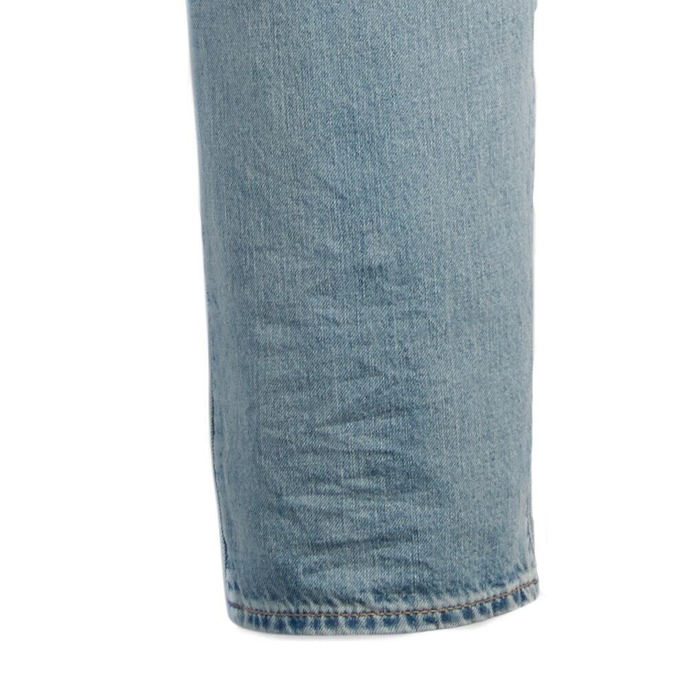 Levis 男款 上寬下窄  /  502 Taper 牛仔褲  /  淺藍洗舊  /  及踝款 8