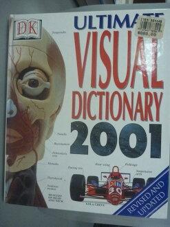 【書寶二手書T1/字典_WDI】Ultimate Visual Dictionary 2001_DK Publishing