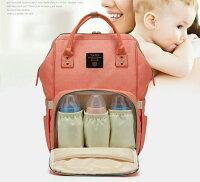 媽媽包後背包可掛式【RS Home】 大容量媽媽包外出包寶貝包肩背包手提包保溫袋媽媽包 0