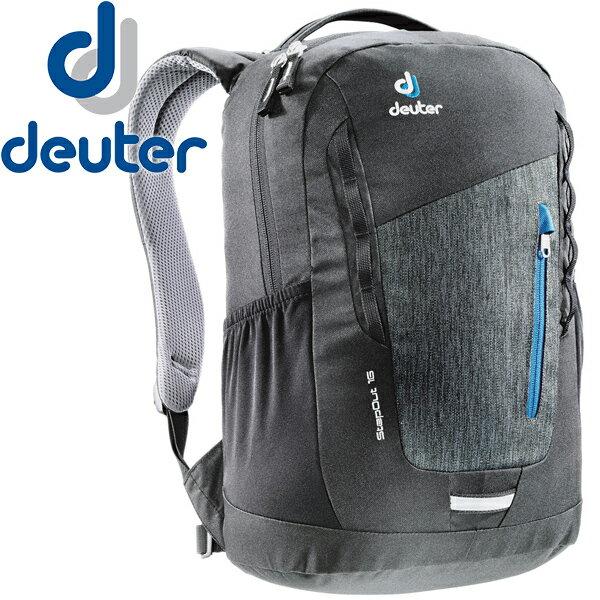 【露營趣】中和 德國 deuter 3810315 StepOut 16L休閒旅遊背包 登山背包 日用背包