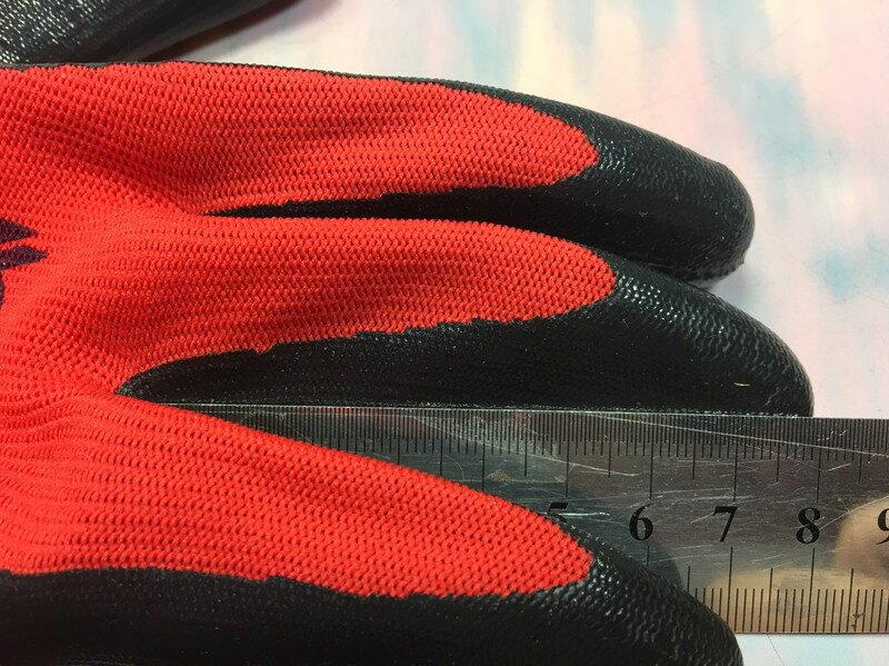 乳膠止滑工作手套1双 【AE001】NO135亮彩舒適型手套 止滑 / 耐磨手套 防滑工作手套 止滑手套 手套《八八八e網購 6