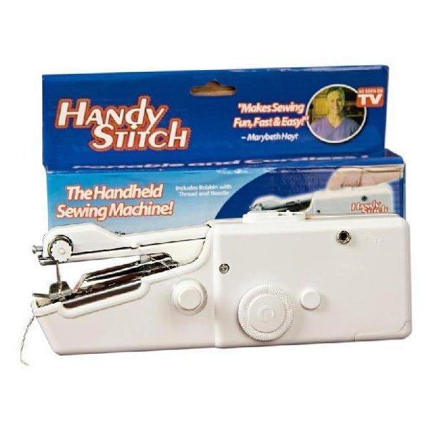 BO雜貨【SV9531】家用簡易微型袖珍 便攜式手持電動迷你縫紉機 便攜手動縫紉機 迷你裁縫機