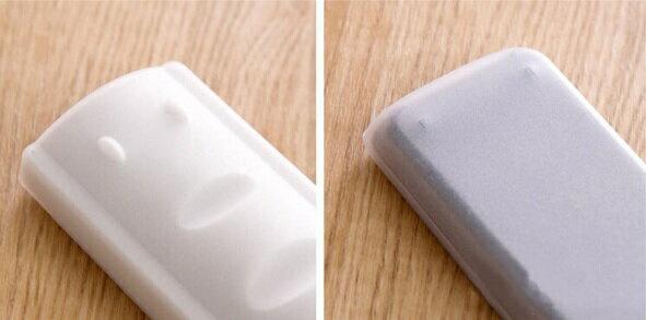 PS Mall 透明矽膠遙控器保護套  防塵防水套子【QJ1958】 8