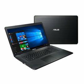 ASUS X751SJ-0021AN3700 獨顯四核心家用筆電 黑17吋 /N3700/4G/500G/DRW/920M/Win10