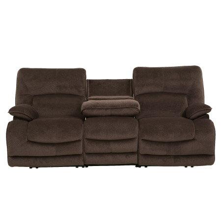 ◎布質3人用電動可躺式沙發 HIT DBR NITORI宜得利家居 3