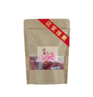 采唐茶菓:綜合風味年糖-430公克裝