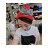 毛帽 格紋蝴蝶結螺紋護耳針織帽【QI4-1612】 BOBI  11/03 1