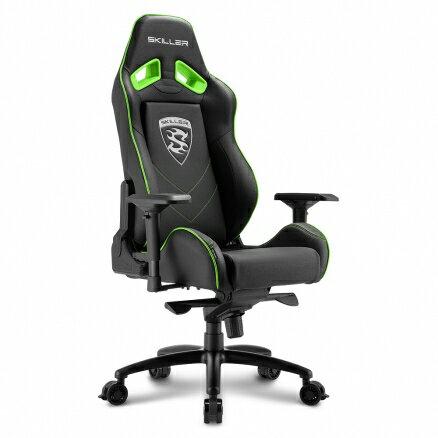 旋剛SharkoonSKILLERSGS3電競專用座椅(綠)電競椅賽車椅【迪特軍】