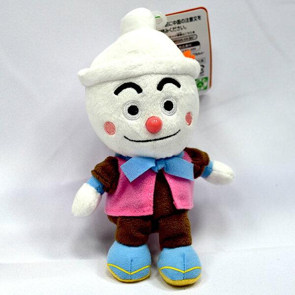 NOBA 不只是禮品:日本帶回炸蝦飯人麵包超人絨布玩偶正版商品