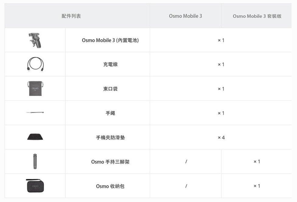 【樂天雙11領卷折再111】大疆 DJI OSMO Mobile 3 折疊式手機雲台 套裝 手持穩定器 便攜可折疊 運動模式 公司貨 9