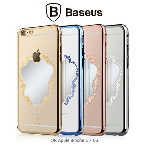 BASEUS魔鏡殼/Apple iPhone 6/6S Plus/手機殼/保護殼/全包覆/PC硬殼/背蓋【馬尼行動通訊】