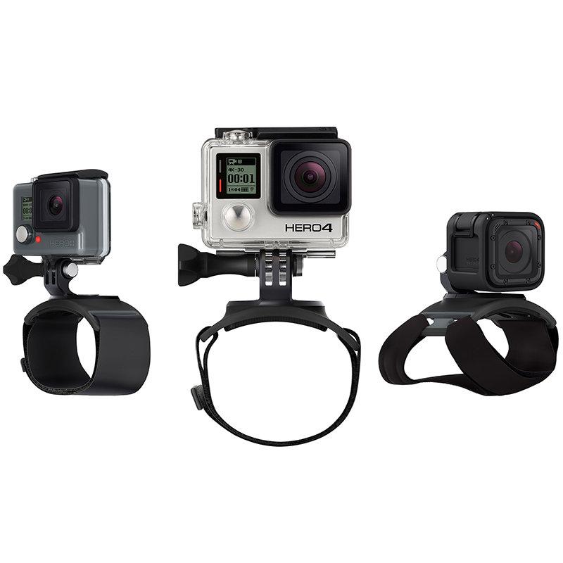 ◎相機專家◎ GoPro HERO4 多用途固定帶組 HERO3 AHWBM-001 總代理公司貨