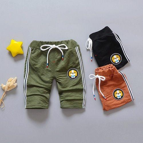 嬰幼兒短褲寶寶短褲七分褲休閒褲童裝XZH369-1好娃娃