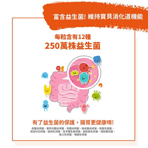 【無糖QQ糖3入組】齒妍堂 健齒QQ糖 草莓 / 乳酸多多 / 葡萄口味 無糖零熱量 3