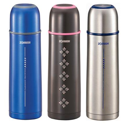 【象印】不鏽鋼真空保冷瓶 - 0.5L SV-GG50