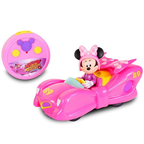 【麗嬰房】Disney迪士尼米妮粉紅雷霆遙控車