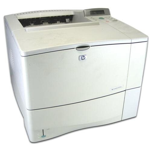 HP Laserjet 4100n Monochrome Laser Printer 0