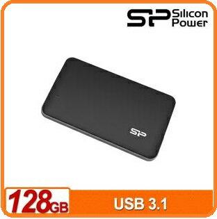 SP廣穎 Bolt B10 128GB 外接式固態硬碟