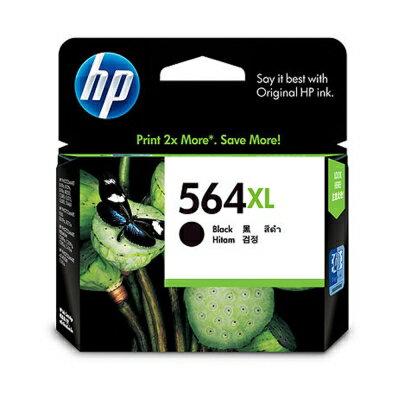 【OKIN】HP 原廠黑色墨水匣 CN684WA 564XL 印表機耗材 噴墨印表機