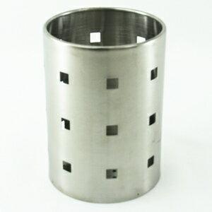 珍昕生活網:【珍昕】御膳仿全鋼時尙餐具筒餐具收納桶