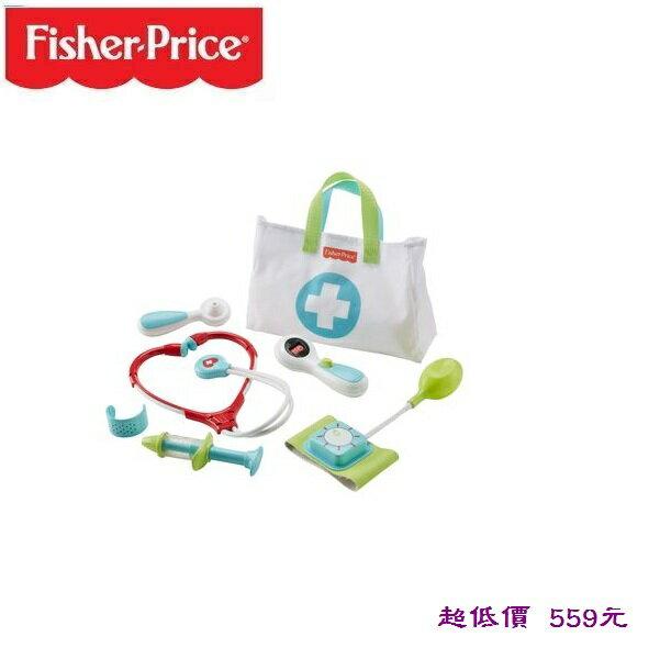*美馨兒*Fisher-Price 費雪-小小醫生組 559元