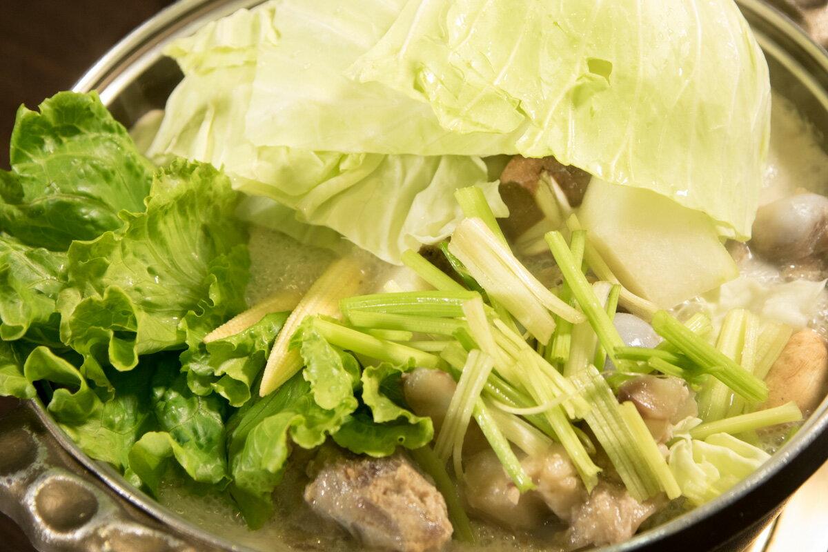 【廚房有雞】澳門豬骨煲(大份) 2