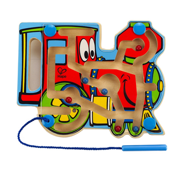東喬精品百貨商城:【免運費】《德國Hape愛傑卡》火車迷宮
