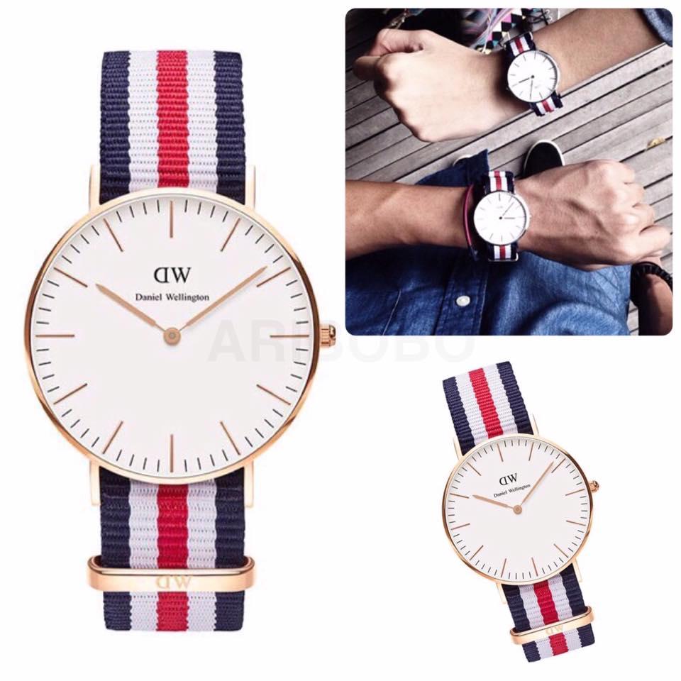 【Daniel Wellington】DW手錶CLASSIC CANTERBURY 36MM(免費贈送另一組表帶) 3