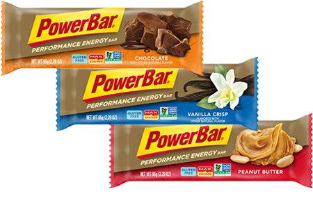 騎跑泳者-PowerBar 能量棒 運動前、中或高強度的比賽絕佳選擇 馬拉松 鐵人三項 3種口味