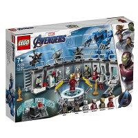 Marvel 玩具與電玩推薦到LEGO 樂高 Marvel 復仇者聯盟 76125 Iron Man Hall of Armor 【鯊玩具Toy Shark】就在鯊玩具ToyShark推薦Marvel 玩具與電玩