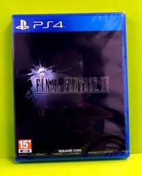 [現金價] PS4 太空戰士 15 Final Fantasy XV 亞洲 中文版