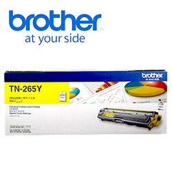 Brother TN-265Y 原廠黃色高容量碳粉匣 適用機種:HL-3170CDW、MFC-9330CDW▲最高點數回饋10倍送▲