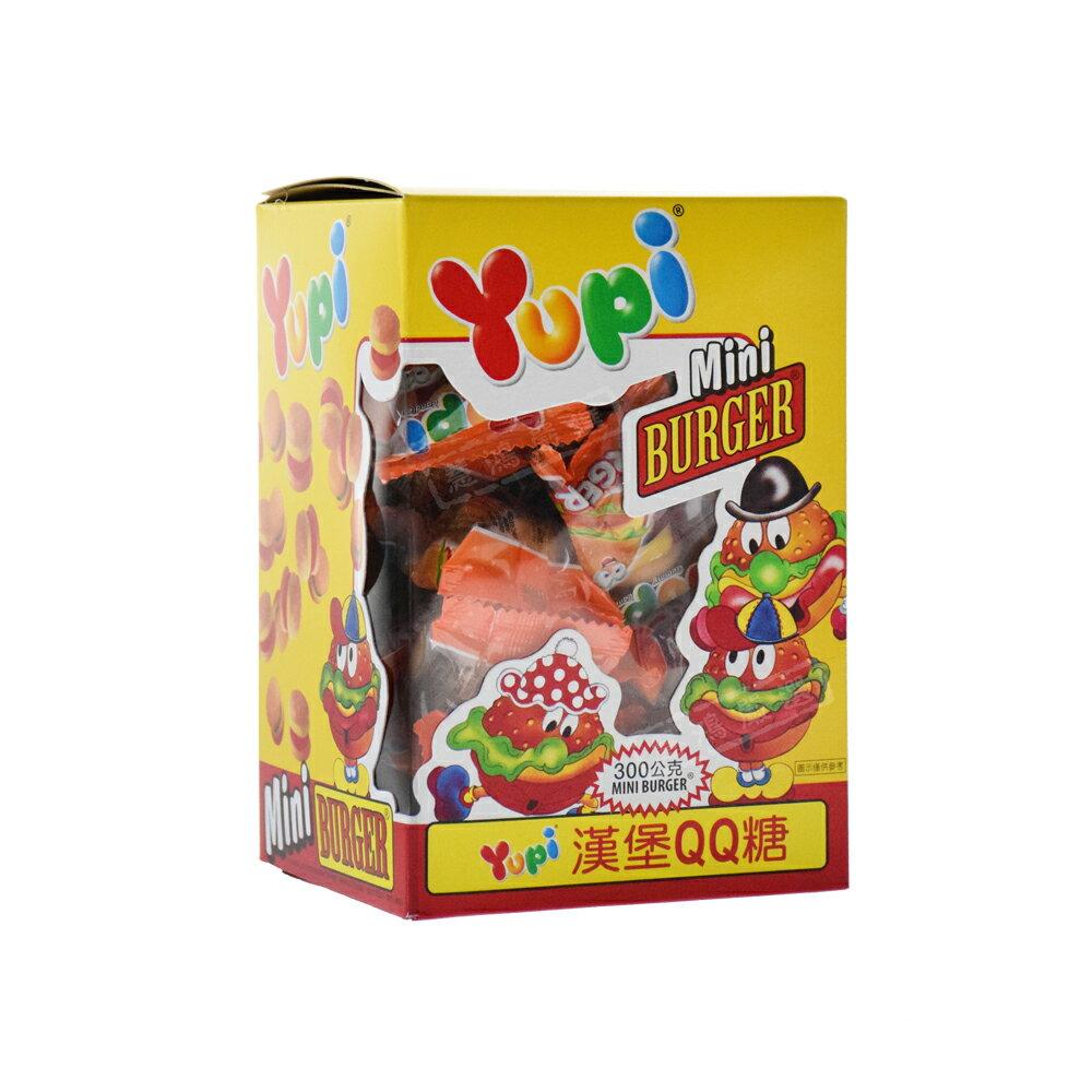 呦皮漢堡QQ糖(盒裝) 270g