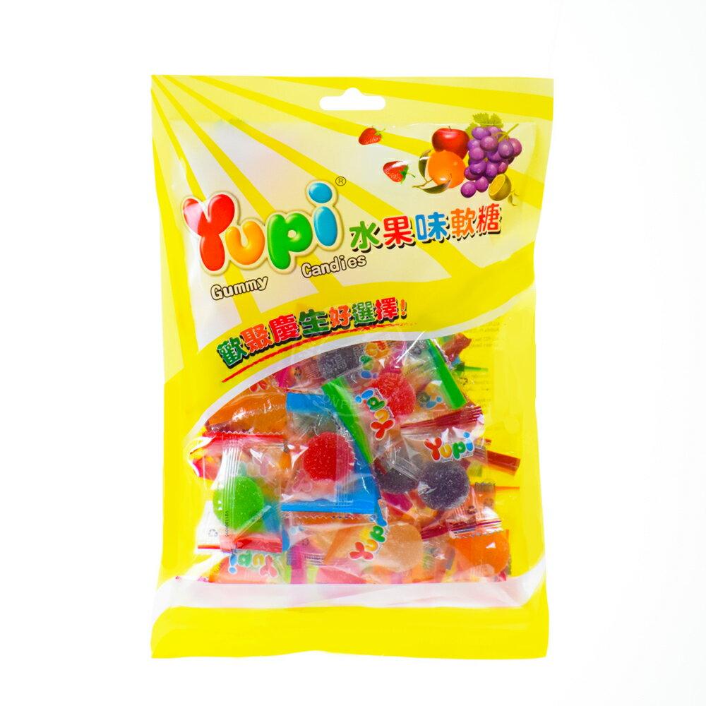 呦皮水果軟糖(袋裝)220G