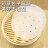 [一包100入] 圓形有孔 蒸籠紙 直徑18公分 氣炸鍋配件 烘焙紙 烘培紙 烤箱紙 科帥 品夏 安晴 飛利浦 飛樂 3