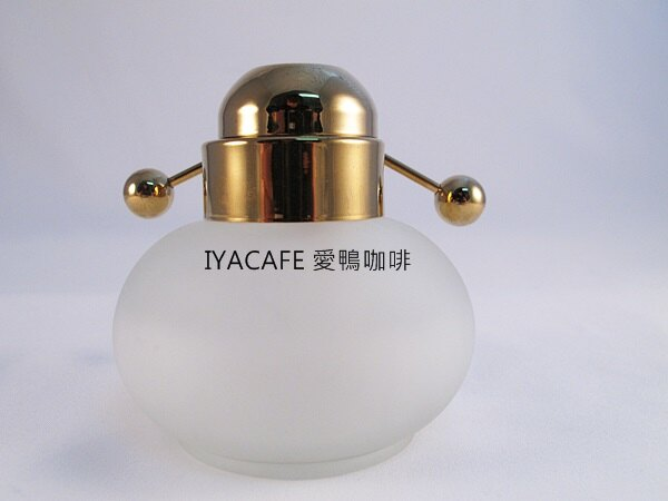 ~愛鴨咖啡~皇家比利時咖啡壺 酒精燈~金色