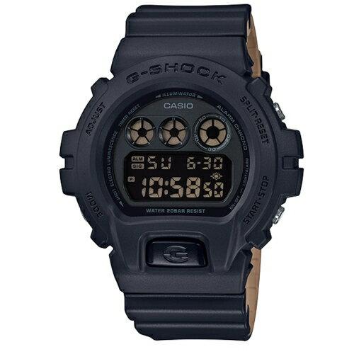CASIOG-SHOCK元素流行運動腕錶DW-6900LU-1DR