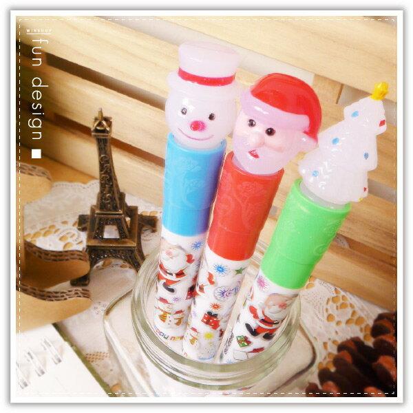 【aife life】聖誕原子筆/雪人筆/聖誕樹筆/聖誕老公公筆/聖誕樹筆/圓珠筆/聖誕禮物/禮贈品/聖誕晚會