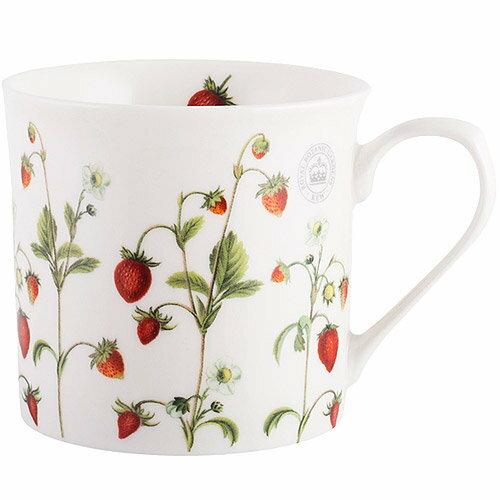 《CreativeTops》Kew瓷製馬克杯(草莓莊園300ml)