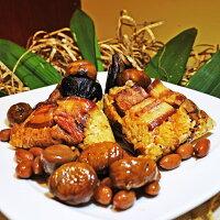 端午節粽子、人氣肉粽推薦【銀姐的廚房】花生栗子肉粽 (10入)