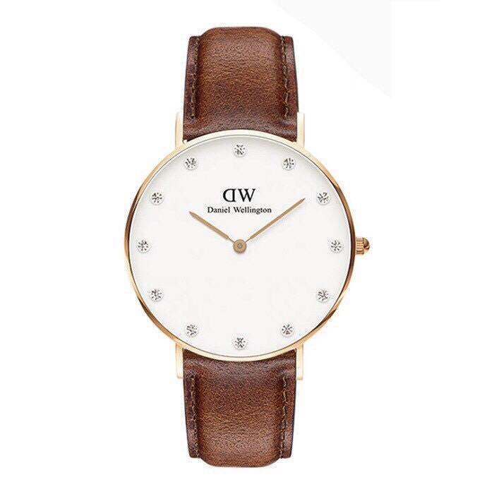 【Daniel Wellington】DW手錶CLASSY ST MAWES 34MM(免費贈送另一組表帶) 0