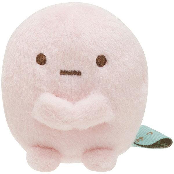 X射線【C697200】角落生物 Sumikko Gurashi 絨毛公仔-粉珍珠,絨毛 / 填充玩偶 / 玩具 / 公仔 / 抱枕 / 靠枕 / 娃娃 0