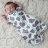 美國 Woombie 寶寶好眠成長包巾 0-18(9款可選) _好窩生活節 8