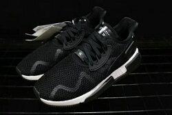 Adidas Originals EQT Cushion ADV  黑色 情侶款