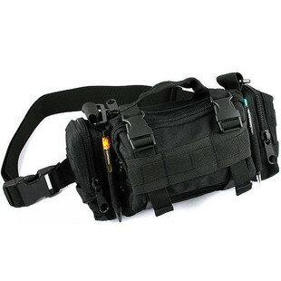 【瞎買天堂X最強腰包】多功能魔術腰包 防水牛津布 多種背法 收納超強 戰術包 單車包【BGAA0402】 0