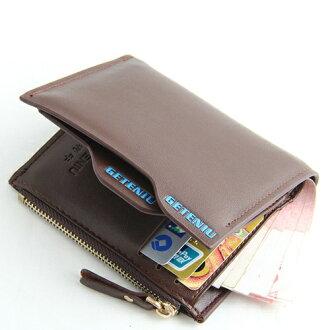 【瞎買天堂x現貨供應】 最新多功能皮夾 錢包 短夾 可放零錢 卡包可分離 實用度超高!【CBAA0012】