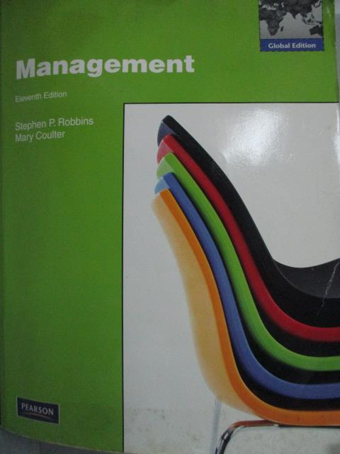 ~書寶 書T4/大學商學_YFL~Management12  e_Stephen P. R
